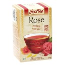 Yogi tea Rose 15 infusettes