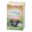 Yogi tea Energy The vert 15 infusettes